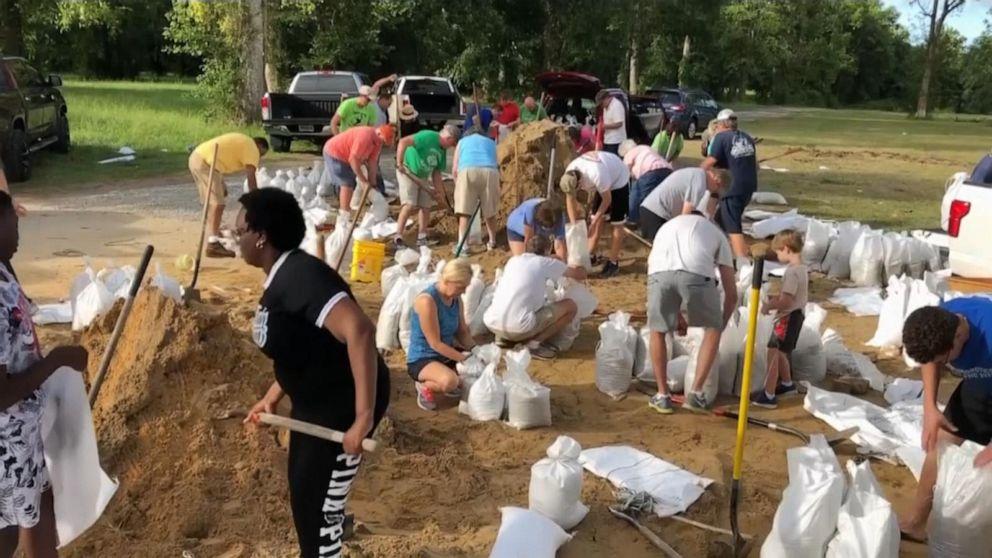 Baton Rouge community takes precautions ahead of Barry