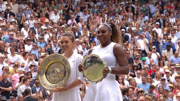 Serena Williams loses shot to tie Grand Slam record at Wimbledon
