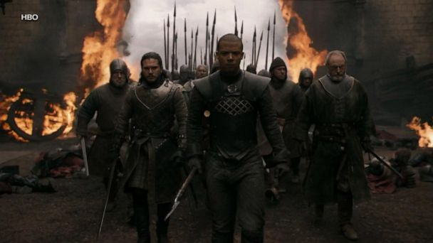 Will 'Game of Thrones' sweep the Emmy nominations?