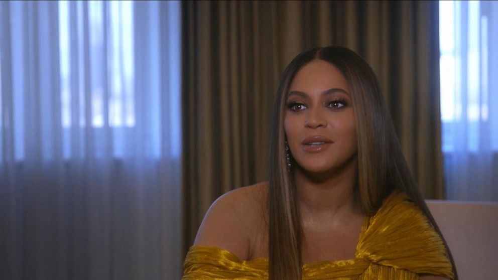 Beyonce opens up about her special connection to 'The Lion King'