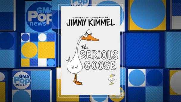 Jimmy Kimmel set to release children's book
