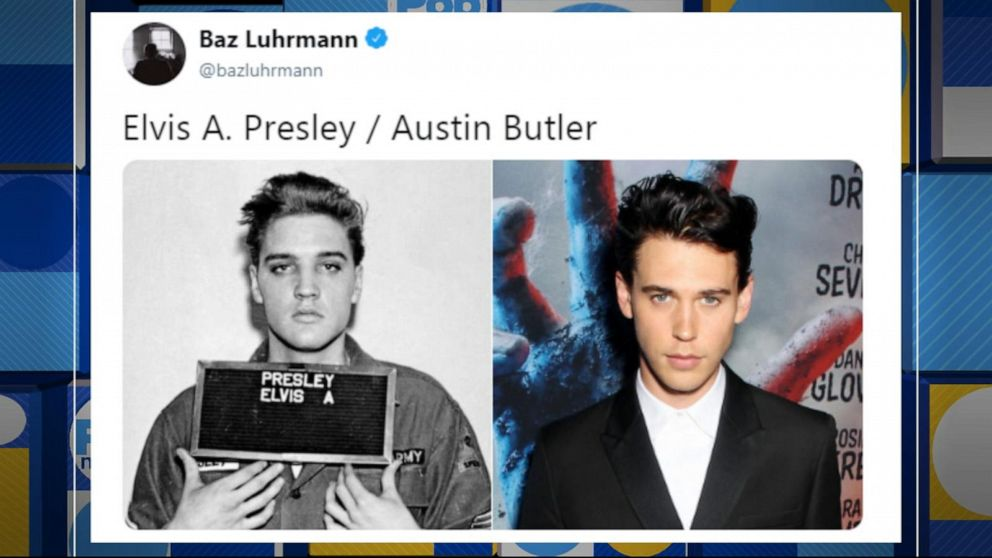5 things to know about Austin Butler, actor tapped to play Elvis Presley in upcoming biopic