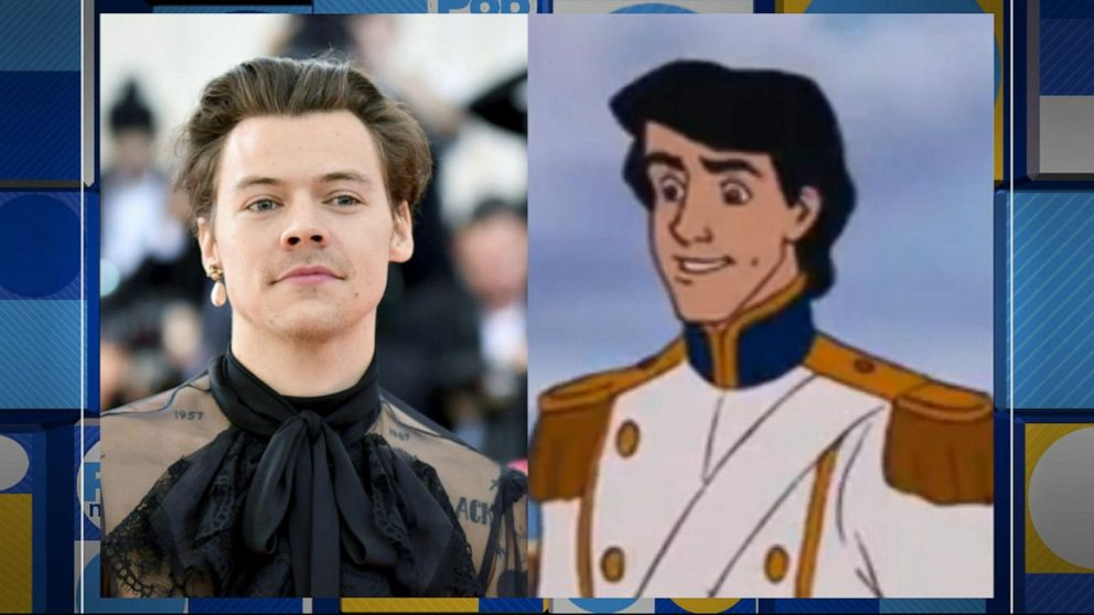 Harry Styles in talks to play Prince Eric in 'Little Mermaid': Report