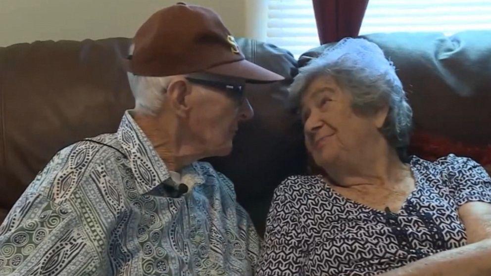 Couple married 71 years die 12 hours apart