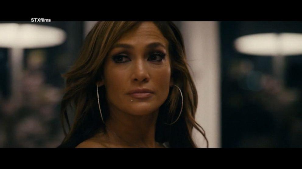 Jennifer Lopez stars as stripper on a mission in 'Hustlers' trailer