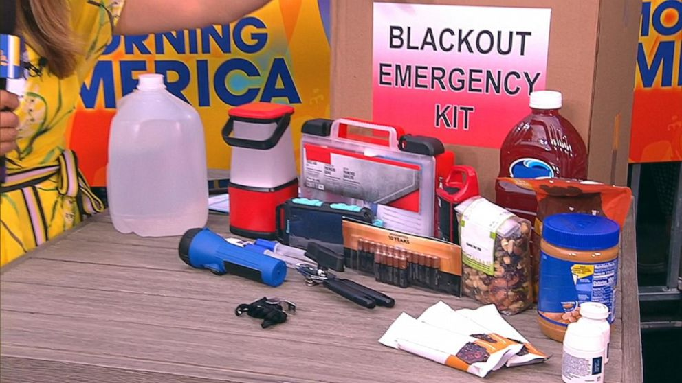 Heat wave is coming: How to stay safe and prepare an emergency supply kit