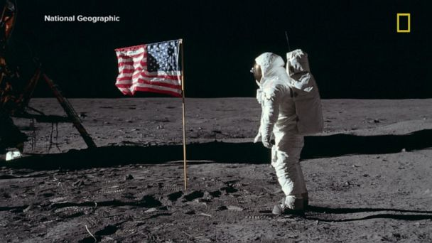 Apollo 11 anniversary: Revisiting the moment Americans landed on the moon