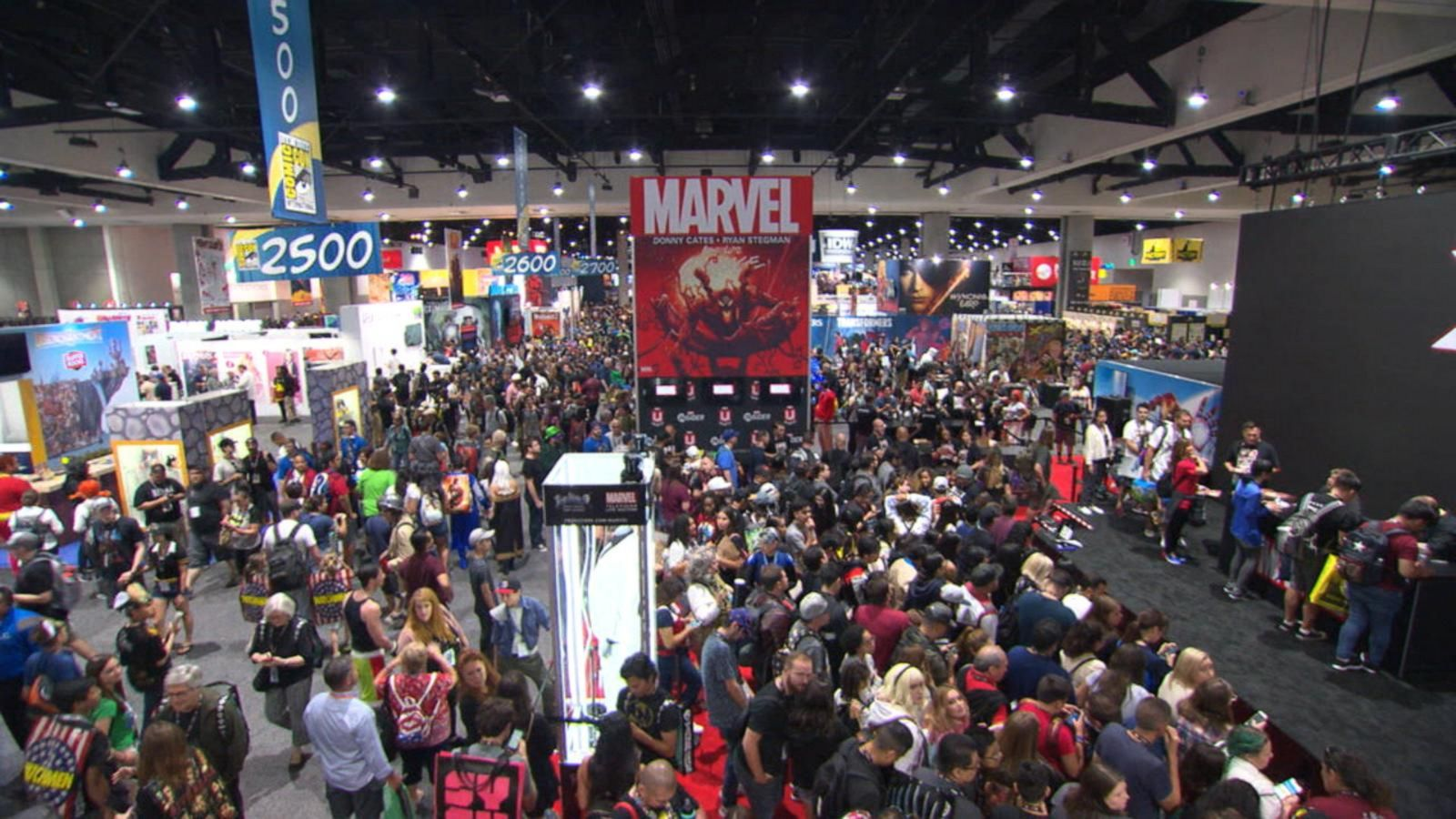 Marvel announces new superhero movies