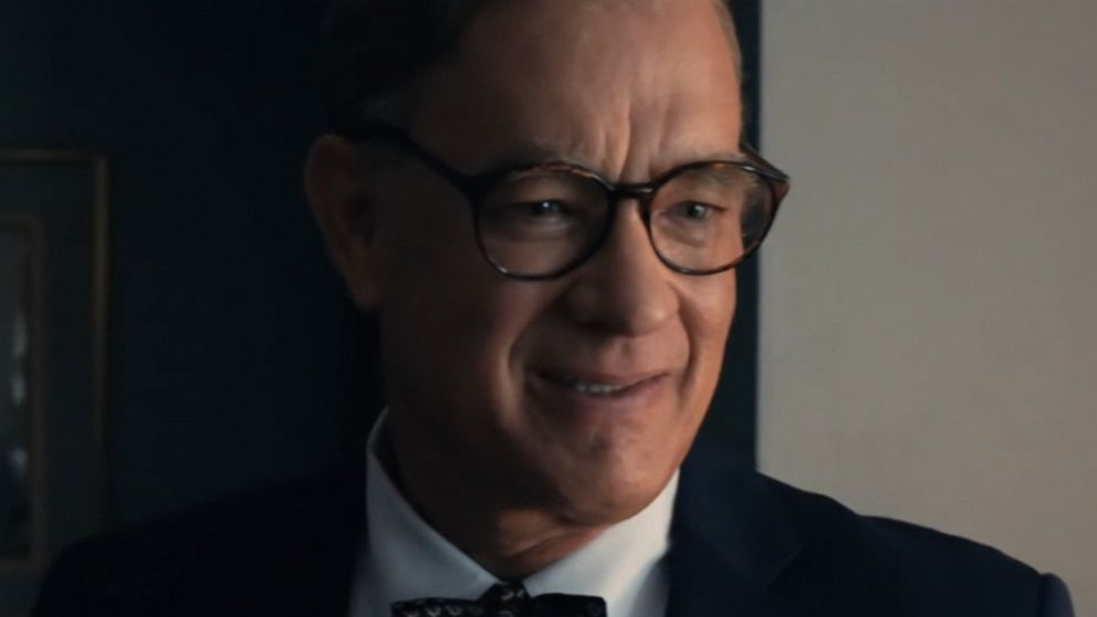 Tom Hanks stars as Mr  Rogers in 'A Beautiful Day in the