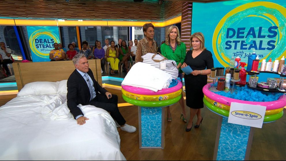 'GMA' Deals and Steals on Oprah's 'favorite' bedding ...