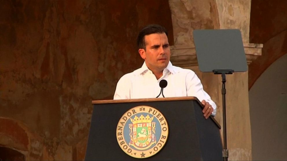 Puerto Rico Governor May Resign Amid Massive Protests