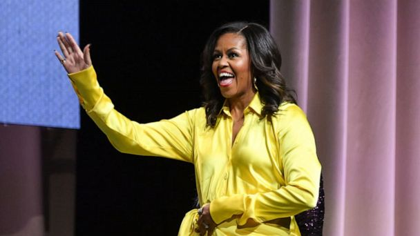 Michelle Obama's advice for 1st-gen students
