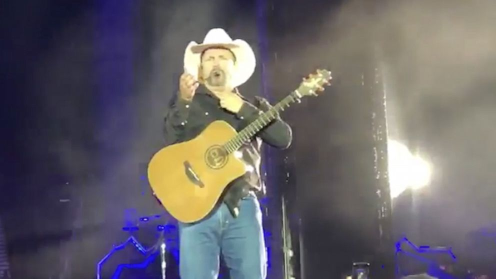 More than a memory: Garth Brooks to receive Gershwin Prize for Popular Song