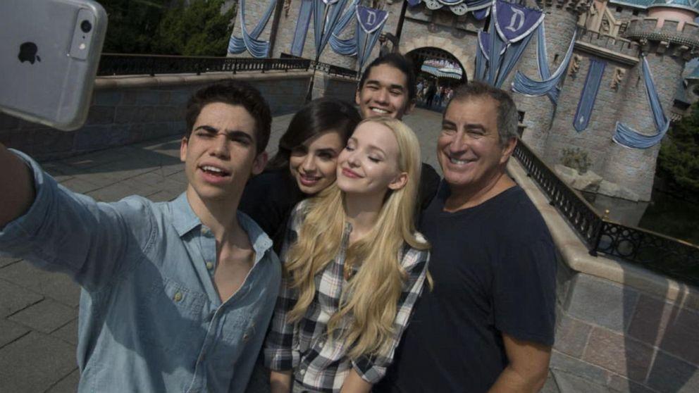 'Descendants 3' stars remember Cameron Boyce