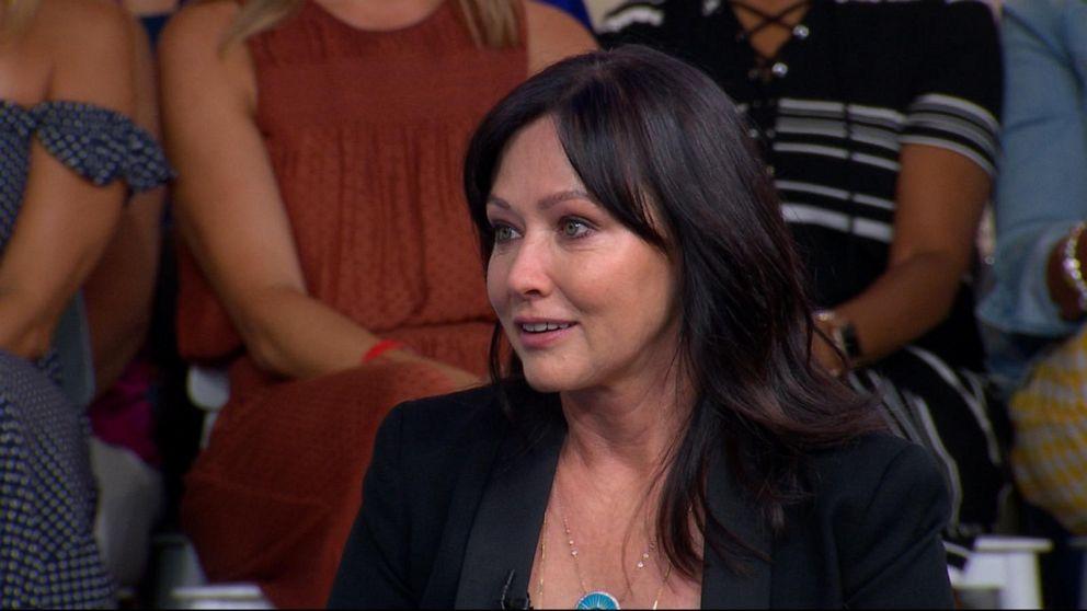 Shannen Doherty talks '90210' ...