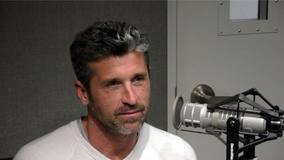 After 30 years of meditation Patrick Dempsey has learned that 'doing is the real joy' in life