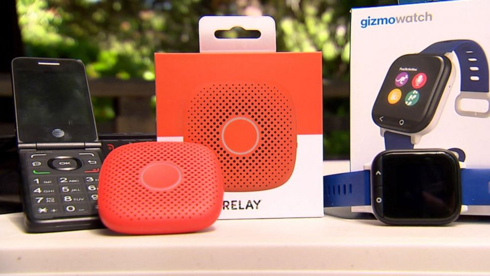 We tried 3 tracking devices for kids - ABC News