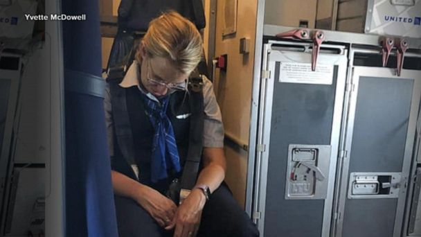 Flight attendant charged with being intoxicated