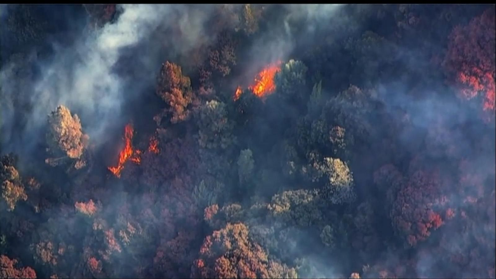 Extreme heat, wind fuel California wildfire warnings