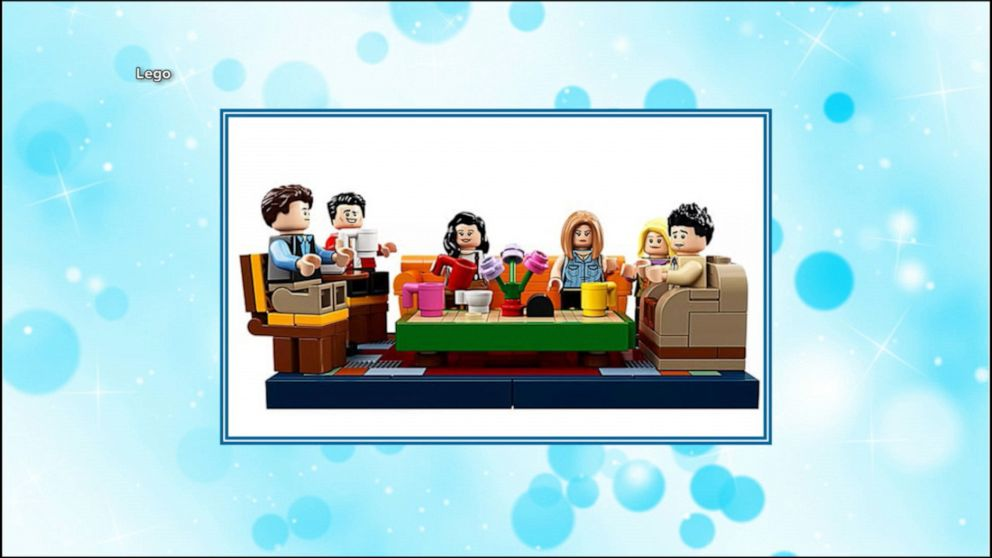 Iconic Couch In Friends Included In 25th Anniversary Lego Set