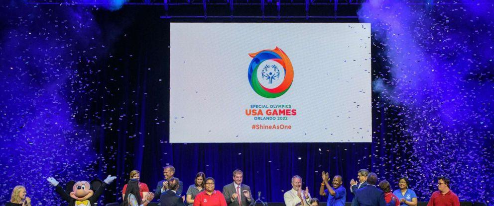 Walt Disney World to host 2022 Special Olympics - ABC News