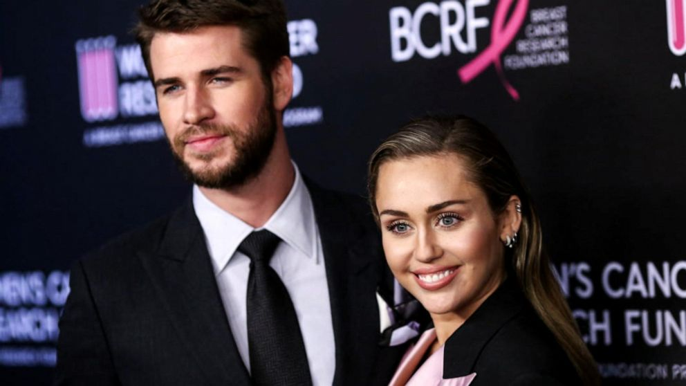 Together liam miley and Miley Cyrus