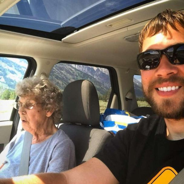 Grandson on a mission to take his small-town grandma to every national park