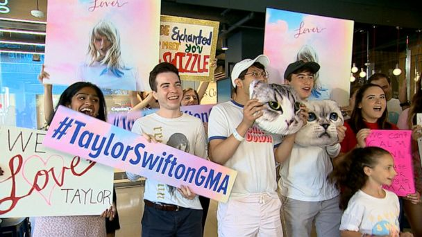 How to score your free tickets for Taylor Swift on 'GMA'