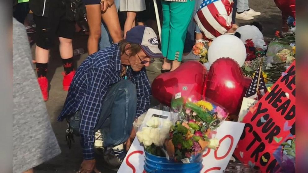 El Paso shooting victim's funeral to be held in larger venue after husband's invitation draws overwhelming support