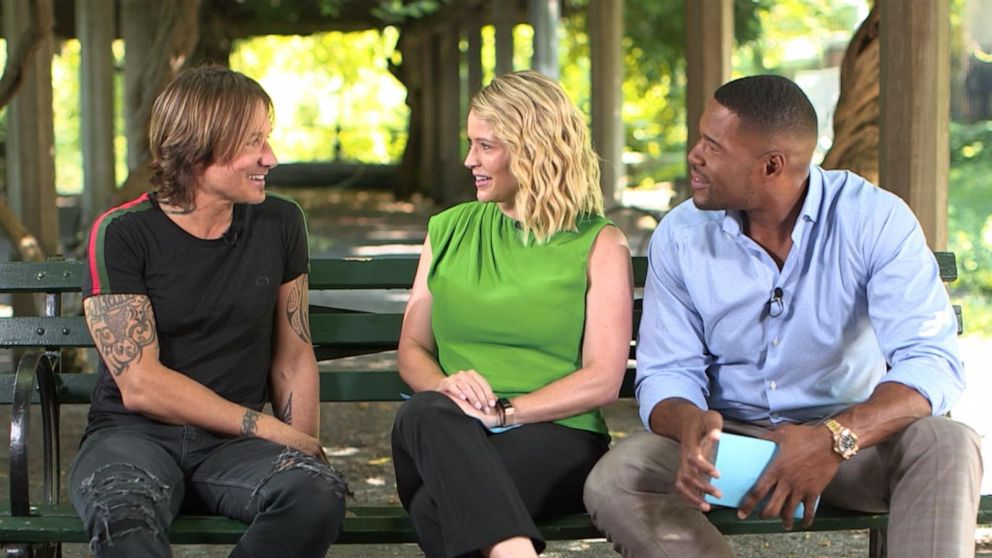 The Keith Urban Song That Made Nicole Kidman Blush Video Abc News