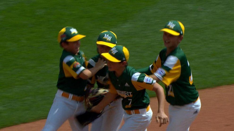 Pint-sized superstars face off as the Little League World Series begins