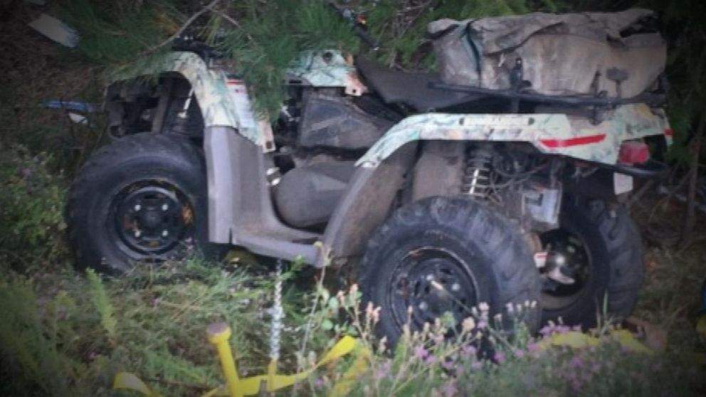 Idaho man survives 3 days in wilderness after crashing his ATV