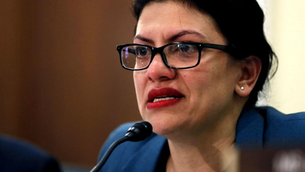 Rep. Tlaib speaks out after cancelling her trip to Israel