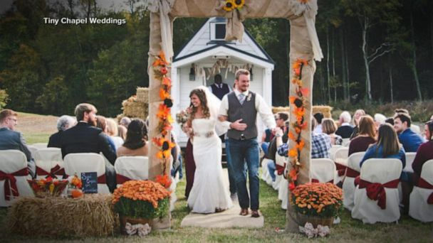 How to pull off the latest nuptial trend: a microwedding