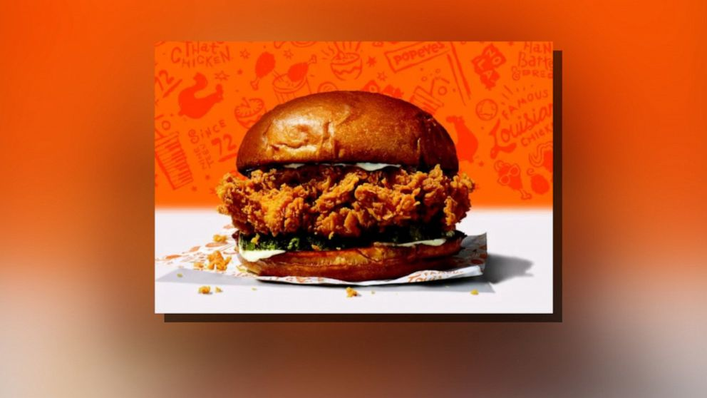 Popeyes introduces BYOB solution for sold out chicken sandwich: Bring your own bun