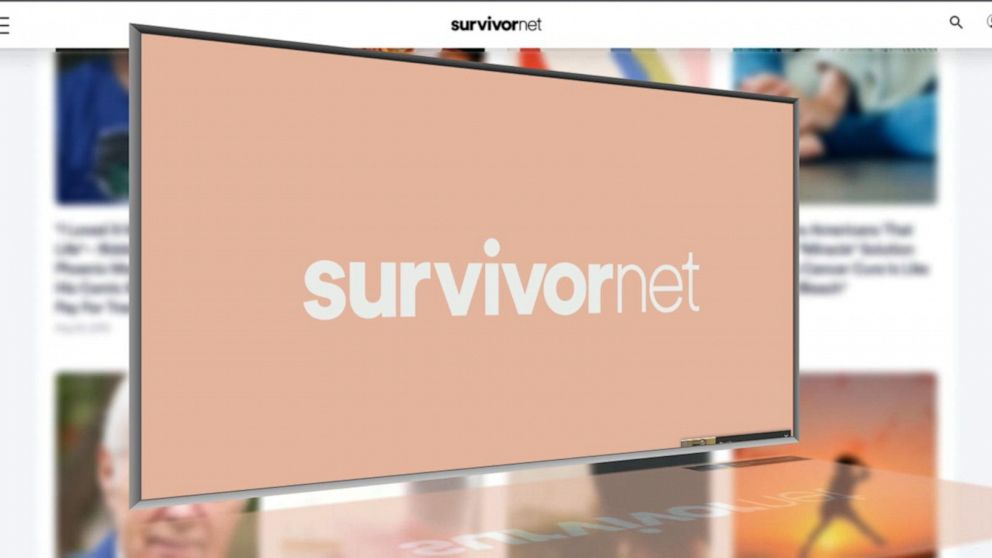 How the online 'Survivor Net' community is spreading hope