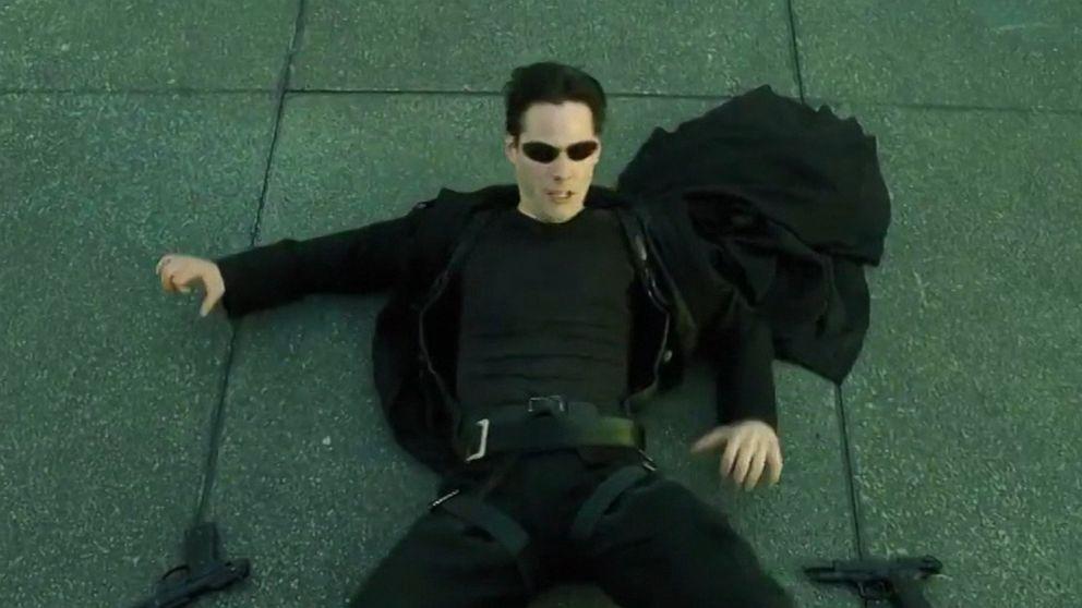 Keanu Reeves will return for a 4th 'Matrix' film