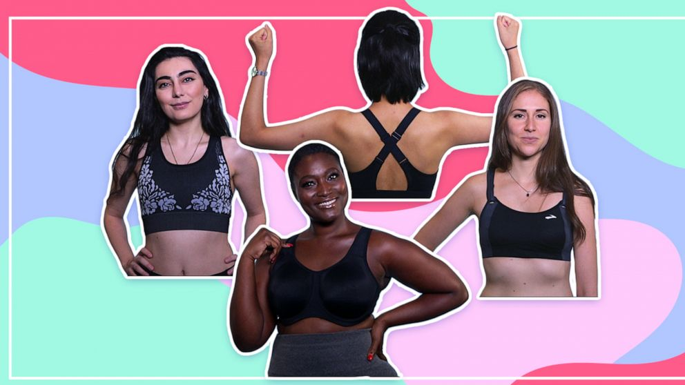 How to find the right sports bra for your body: Top picks for A to D+