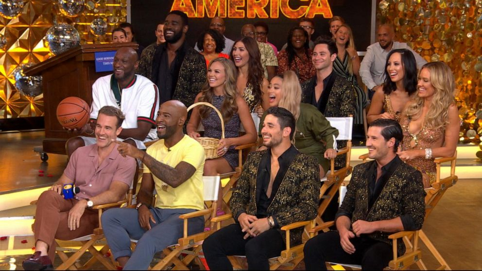 Image result for dancing with stars 2019