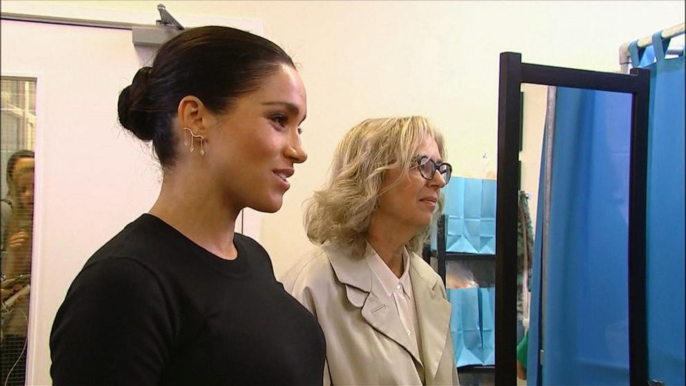 Duchess Meghan shares 'sneak peek' of her new capsule collection