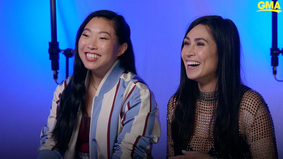 Awkwafina talks diversity and female empowerment in upcoming film
