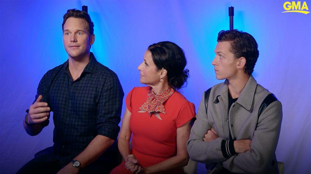 Chris Pratt talks about new animated Disney film, 'Onward'