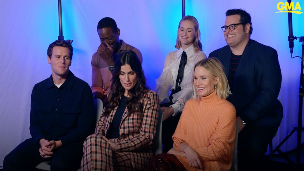 The cast of Disney's 'Frozen 2' takes us back to the moment they saw the trailer