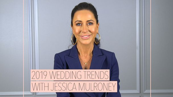 Jessica Mulroney's guide to 2019 wedding trends, from 2 dresses to food trucks