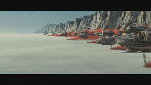 Exclusive 1st look at 'The Rise of Skywalker'