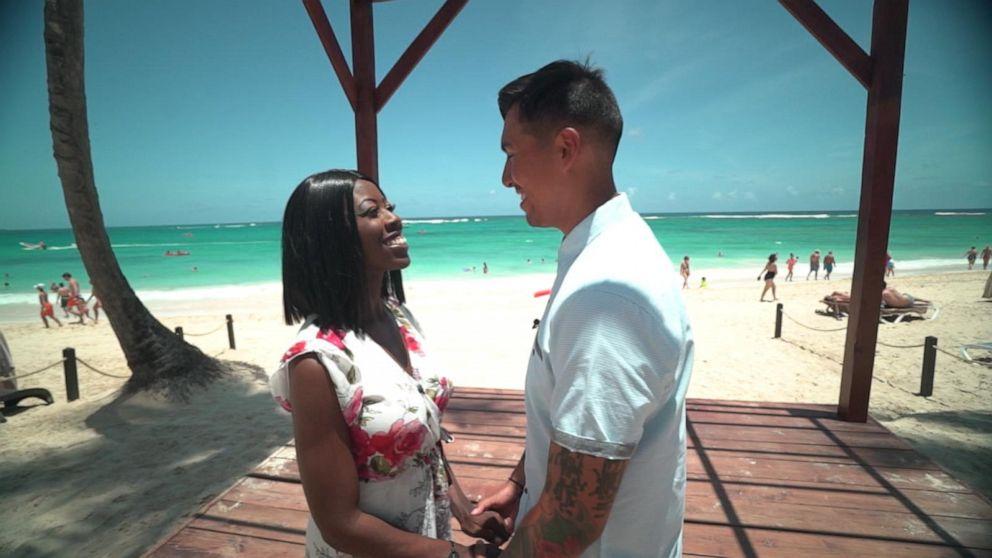 Jessica Mulroney designs beach wedding for lucky couple