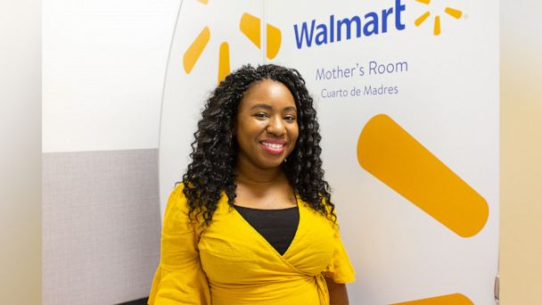 Walmart puts breastfeeding pods in some stores