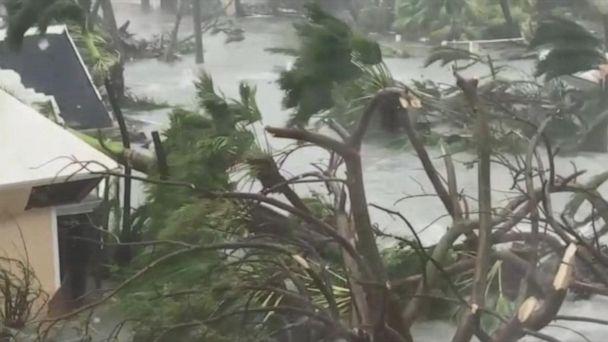 Bahamas official describes damage after Dorian