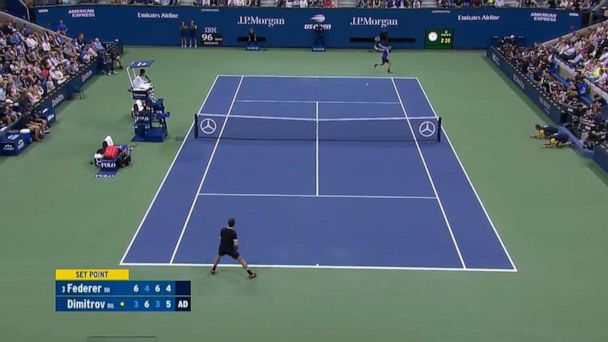 Roger Federer loses to unseeded player in US Open quarterfinals