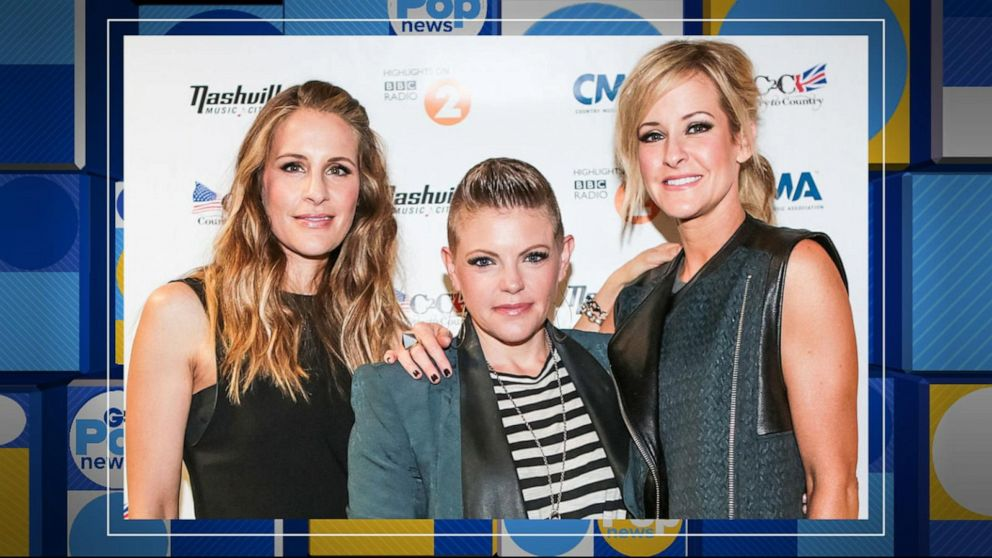 Dixie Chicks and Taylor Swift's new song 'Soon You'll Get Better' hits the top 100